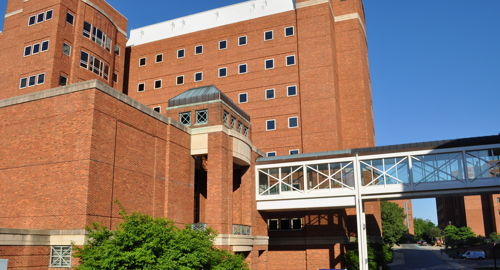 University of Virginia Pinn Hall